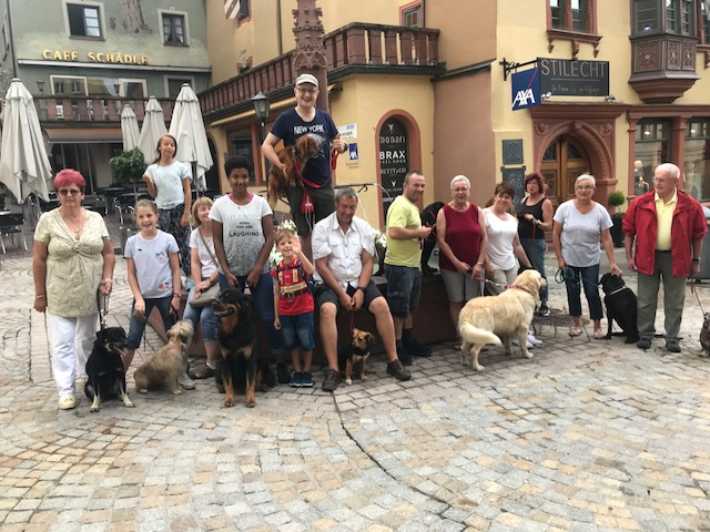 Hundeplatz Rottweil - Rottweiler Hundefreunde e.V.
